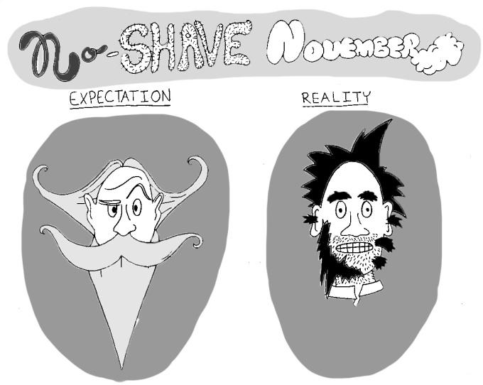 No Shave Final