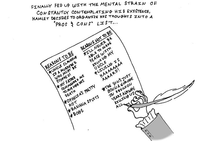 Hamlet list final