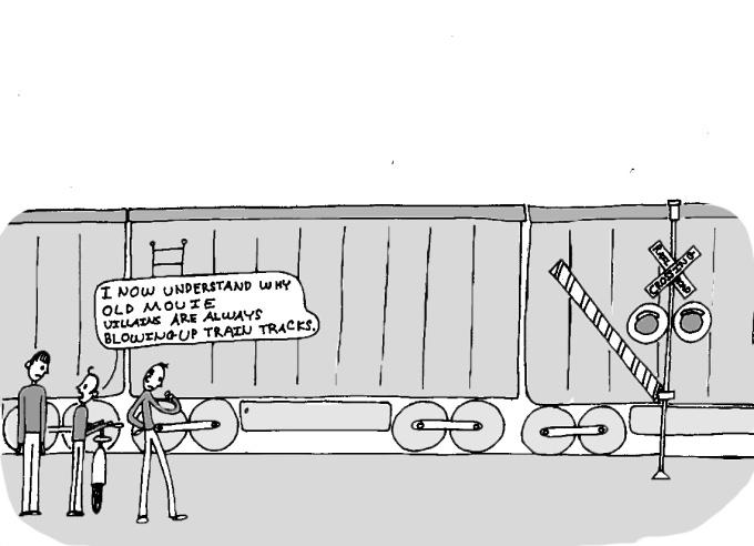 Train Tracks Final